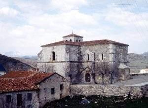 parroquia de santa maria del castillo cervera de pisuerga