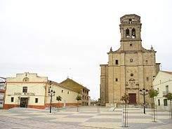 parroquia de santa maria del castillo fuentesauco 1