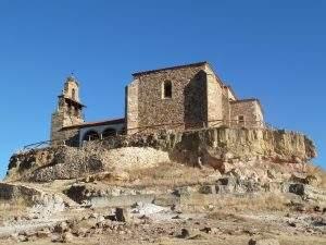 parroquia de santa maria del castillo montamarta