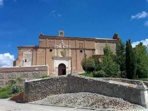 parroquia de santa maria del castillo rubi de bracamonte