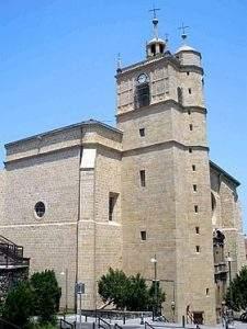parroquia de santa maria del juncal irun