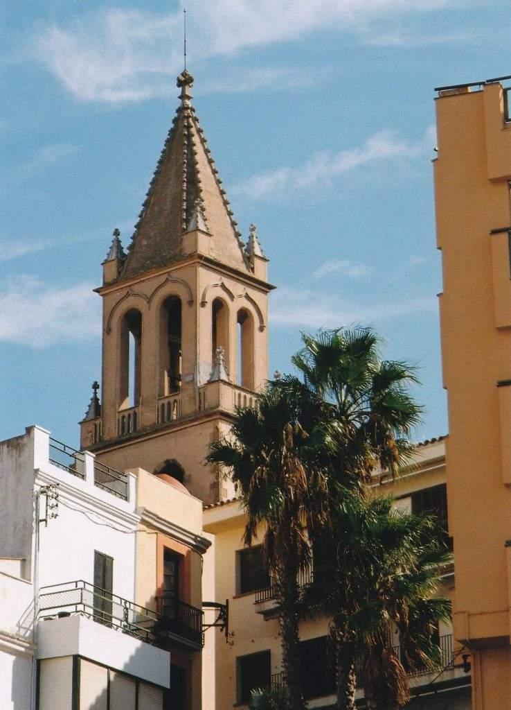 parroquia de santa maria del mar palamos