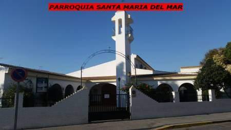 parroquia de santa maria del mar punta umbria