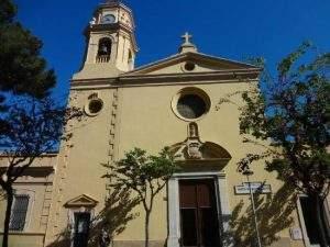 parroquia de santa maria del mar salou