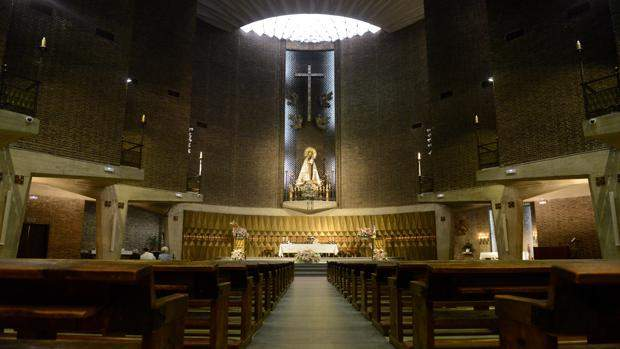 parroquia de santa maria del monte carmelo padres carmelitas madrid 1