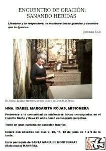 Parroquia de Santa Maria del Montserrat (Balconada) (Manresa)