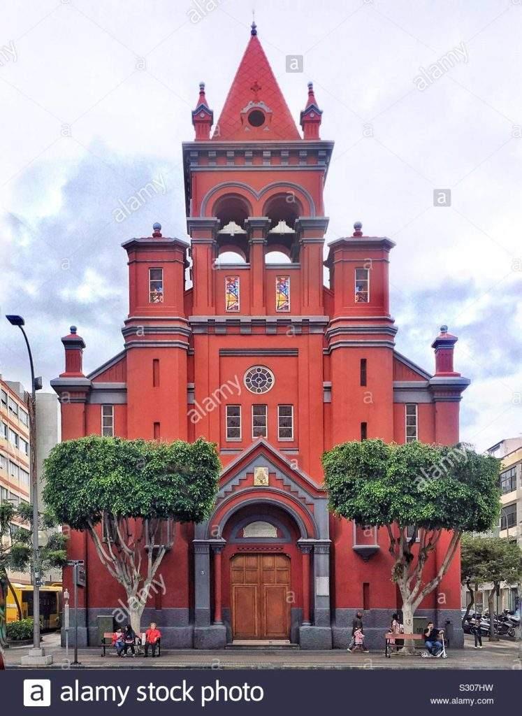 parroquia de santa maria del pino las palmas de gran canaria