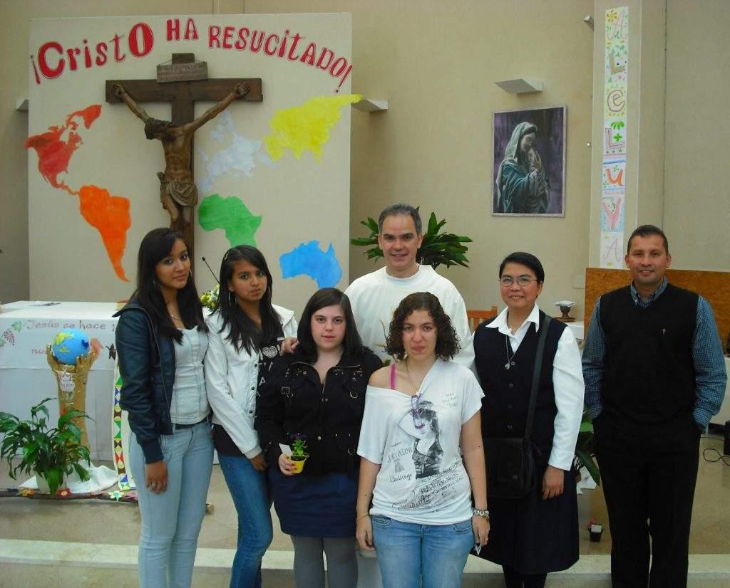 parroquia de santa maria del pozo y santa marta madrid