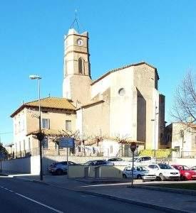 parroquia de santa maria del prat llinars del valles