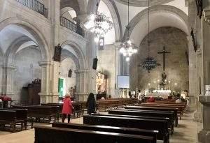 Parroquia de Santa María del Puerto (Marín)