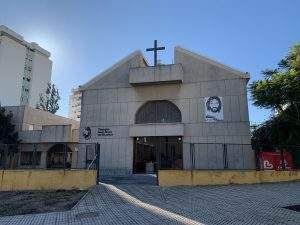 Parroquia de Santa María del Saladillo (Algeciras)