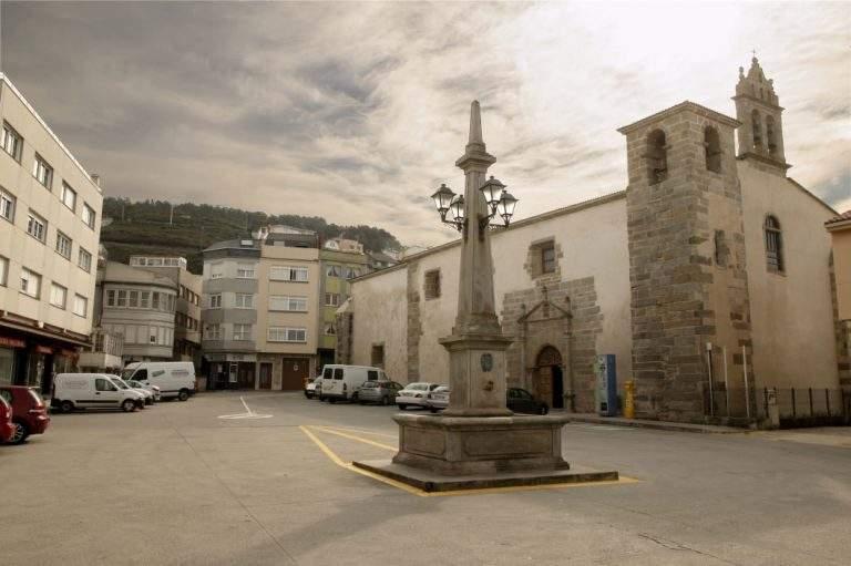 parroquia de santa maria del socorro de cayon a laracha