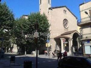 parroquia de santa maria del taulat i san bernat calbo barcelona