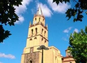 parroquia de santa maria del valle villafranca de los barros