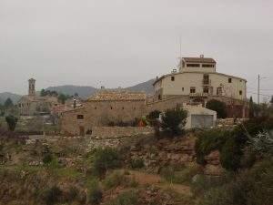 parroquia de santa maria el borras castellbell i el vilar