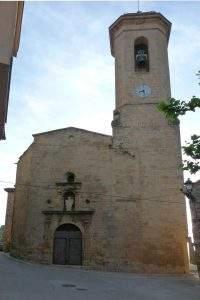 parroquia de santa maria el vilosell