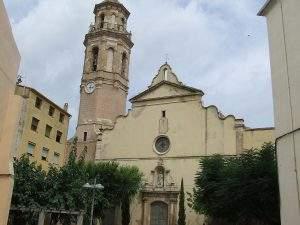 parroquia de santa maria falset 1