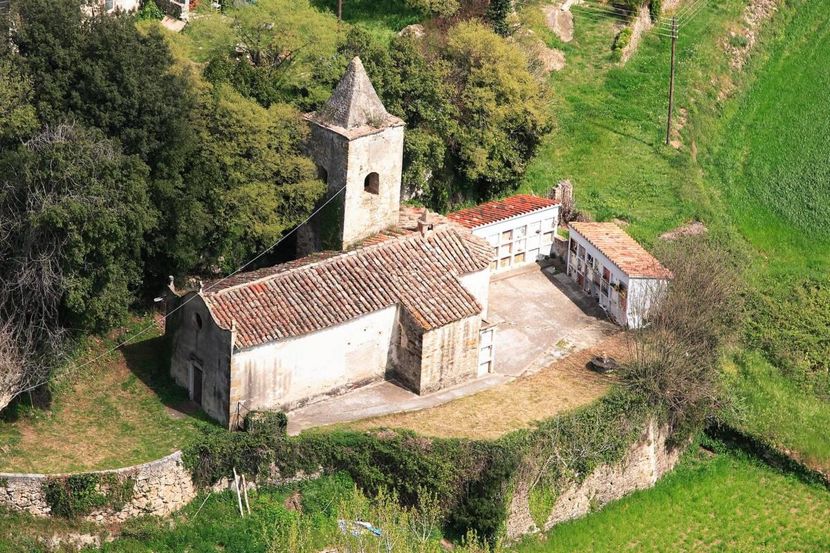 Parroquia de Santa Maria (Ginestar)