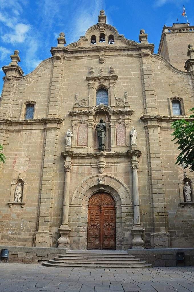 parroquia de santa maria guissona