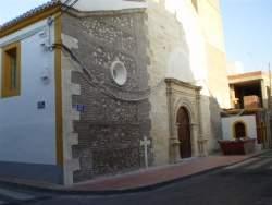 parroquia de santa maria huercal de almeria