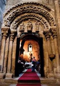 parroquia de santa maria la antigua de la corticela santiago de compostela