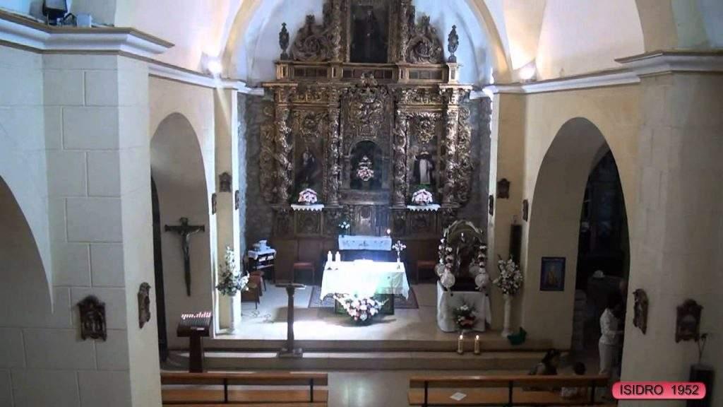 parroquia de santa maria la antigua rincon de olivedo