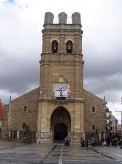 parroquia de santa maria la baneza