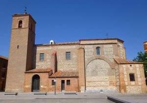 Parroquia de Santa María la Blanca (Alcorcón)