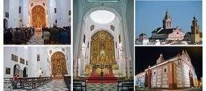 parroquia de santa maria la blanca fuentes de andalucia