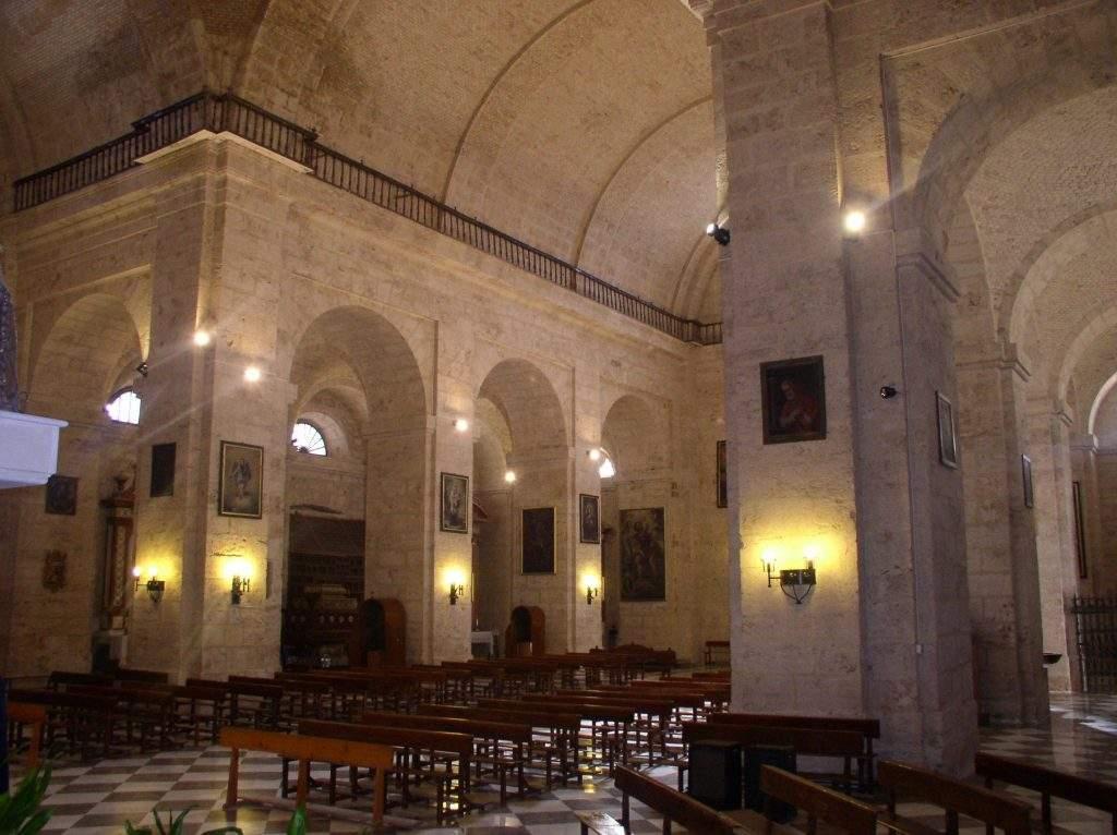 parroquia de santa maria la mayor algarinejo