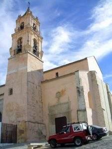 parroquia de santa maria la mayor baena 1