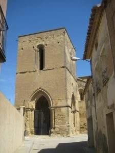 parroquia de santa maria la mayor berbegal