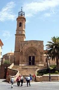 Parroquia de Santa María la Mayor (Caspe)