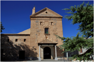 parroquia de santa maria la mayor consuegra