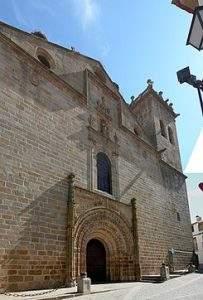 parroquia de santa maria la mayor de la asuncion brozas