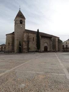 Parroquia de Santa María la Mayor (Fuentepelayo)