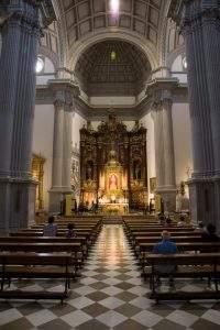 Parroquia de Santa María la Mayor (Huéscar)