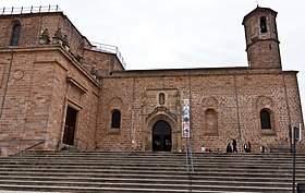 Parroquia de Santa María la Mayor (Linares)