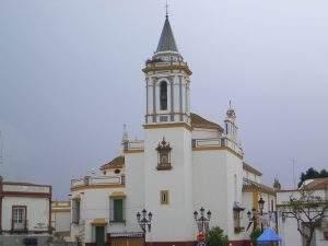 parroquia de santa maria la mayor pilas