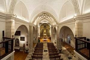parroquia de santa maria la mayor portillo