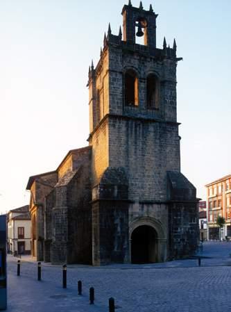 parroquia de santa maria la mayor salas