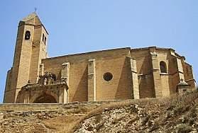 parroquia de santa maria la mayor san vicente de la sonsierra