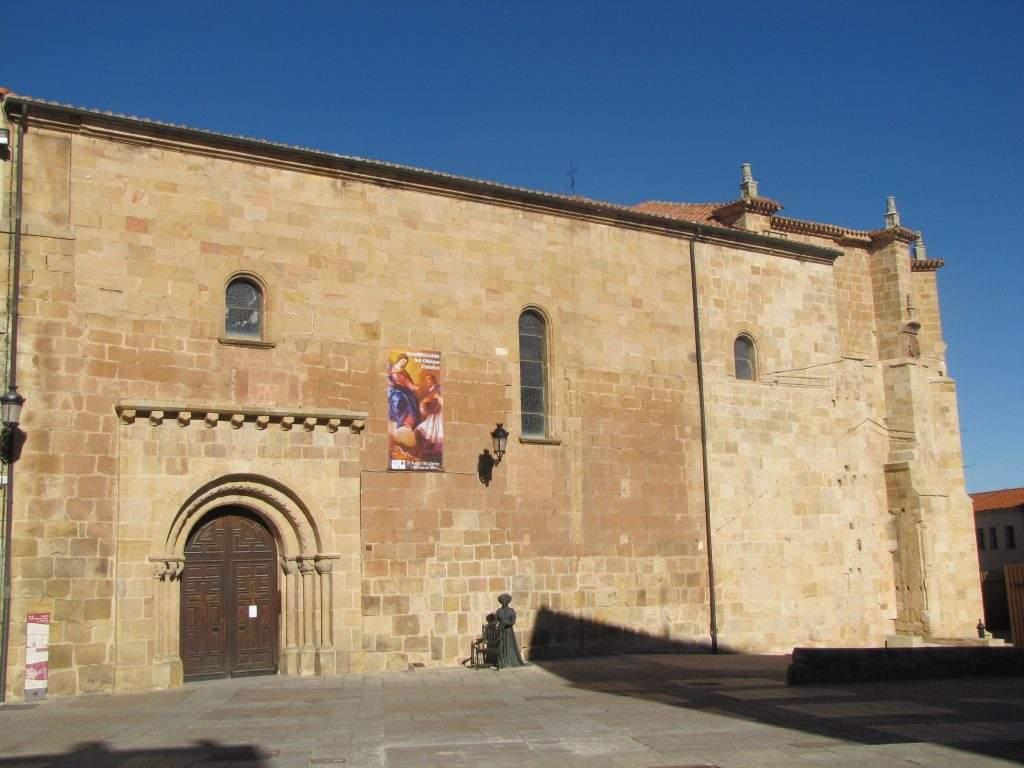 parroquia de santa maria la mayor soria