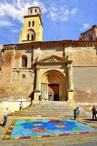 parroquia de santa maria la mayor tamarite de litera