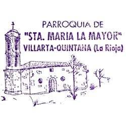 parroquia de santa maria la mayor villarta quintana