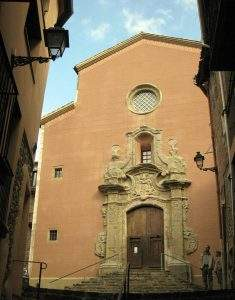 parroquia de santa maria la pobla de lillet 1