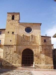 Parroquia de Santa María la Real de la Corte (Oviedo)