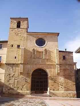 parroquia de santa maria la real de la corte oviedo