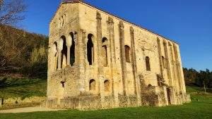 Parroquia de Santa María la Real del Naranco (Oviedo)
