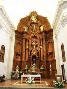 parroquia de santa maria la real los yebenes 1